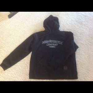 Other - Authentic Indian Motorcycle Hoodie